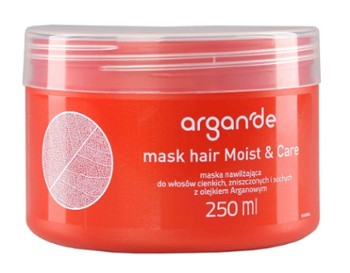 STAPIZ  Maska do włosów 250ml z Argan'de