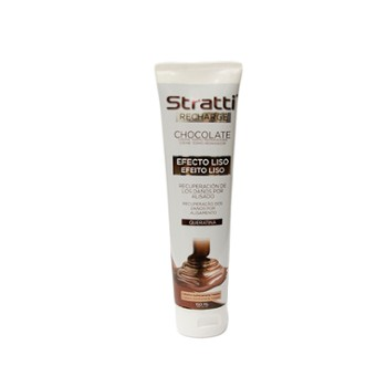 Krem STRATTI 150ml Chocolate keratyna