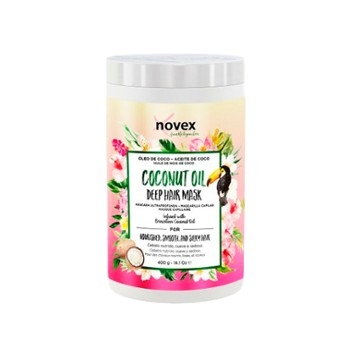 Maska NOVEX 400g Coconut Oil  NEW