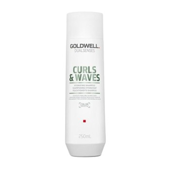 Szampon GOLDWELL DS 250ml Curly Wavs