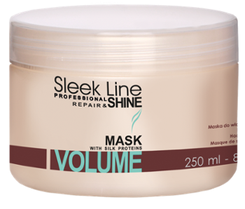 STAPIZ Sleek Line Volume, Maska, 250ml