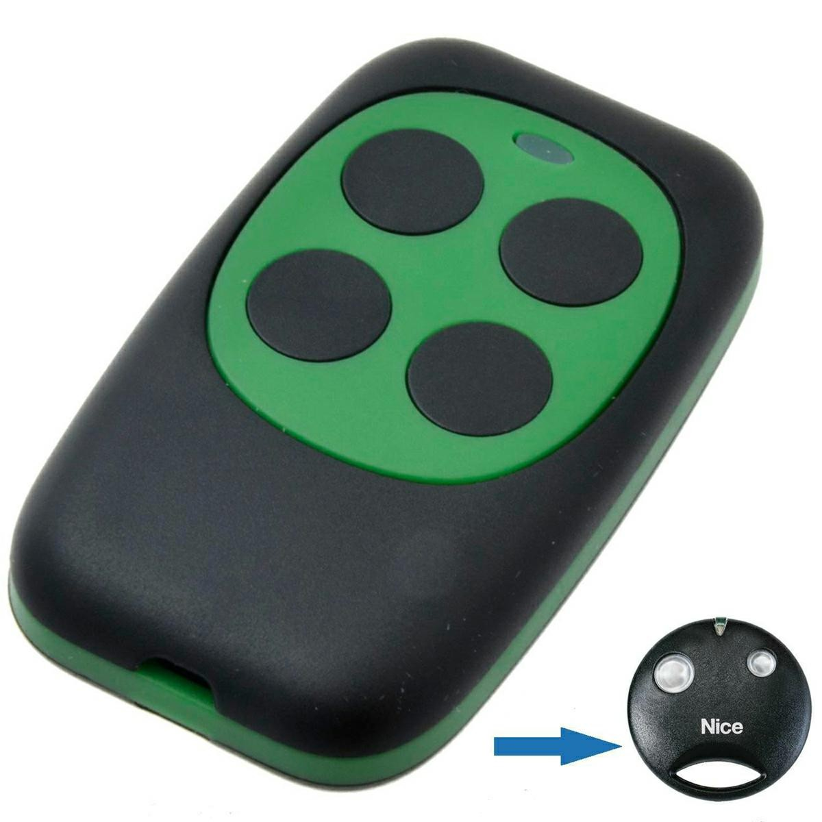 REMOTE FOR NICE SMILO GREEN