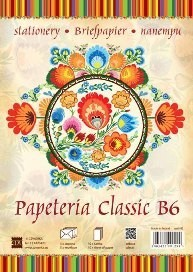 Papeteria Classic B6 łowicka