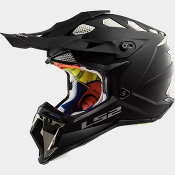 Kask LS2 MX470 Subverter Matt Black XL