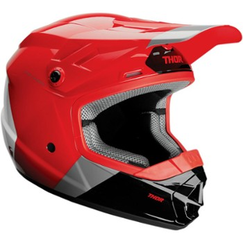 Kask THOR SECTOR BOMBER Y Red/Ch M