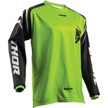 Bluza THOR Junior Sector Lime XL