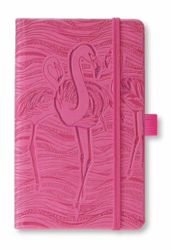 notes A4/gladki Ivory FLAMINGO
