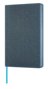 notes A5/linia Harris Flex SLATE BLUE