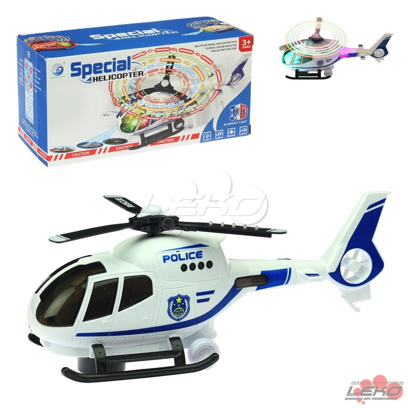 Helikopter 33cm na baterie