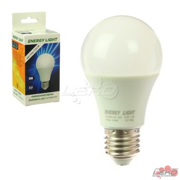 Żarówka LED E27 10W ENERGY LIGHT