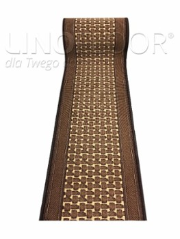 Chodnik Ver 1002 Brown/Beige 100