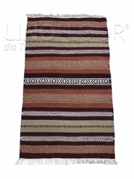 Dywan Eco Sisal 407 Fusion Wine/Brown 60