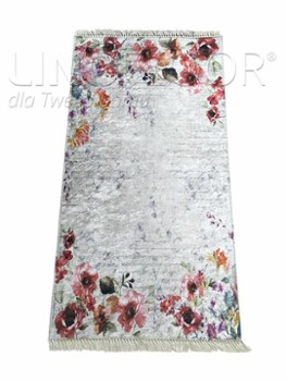Dywan Horeca 04 Flowers Grey 80
