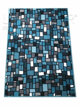 Dywan New Idea 2897-BS13 Mosaic Blue 140
