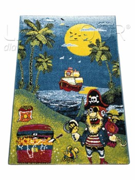Dywan Amigo 316 Multicolour Pirate 120