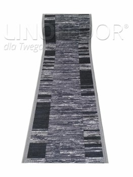 Chodnik Adagio 19 Grey/Black 90