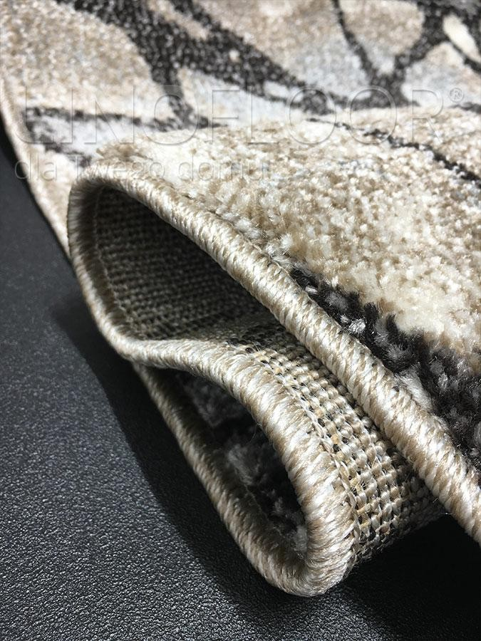 Chodnik Quest 31120_45134 Beige/Grey 70