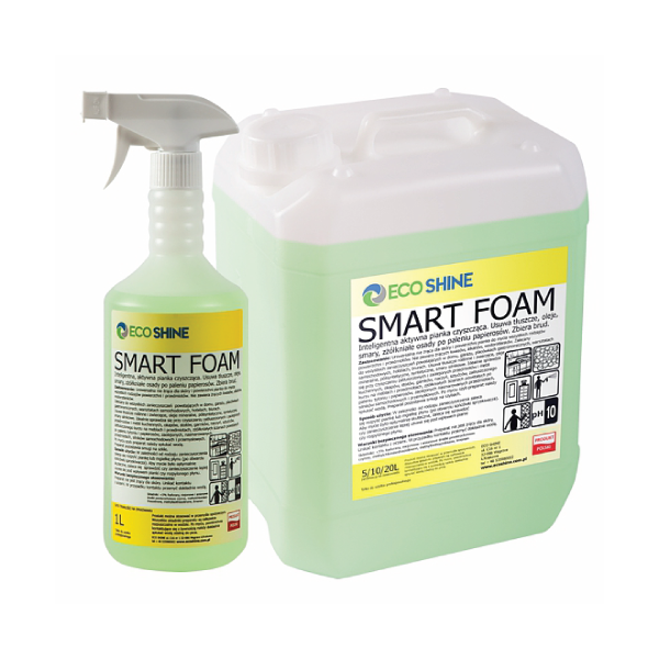ECO SHINE - Smart Foam 1l