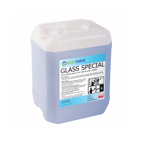 ECO SHINE - Glass Special 5l
