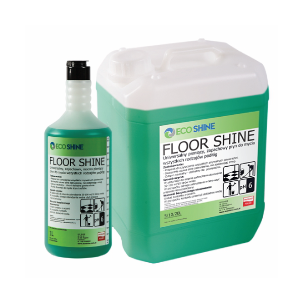 ECO SHINE - Floor Shine 5l