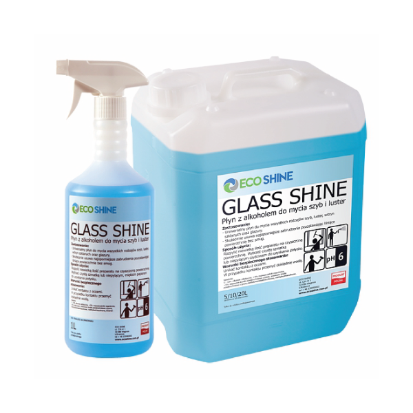 ECO SHINE - Glass Shine 1l