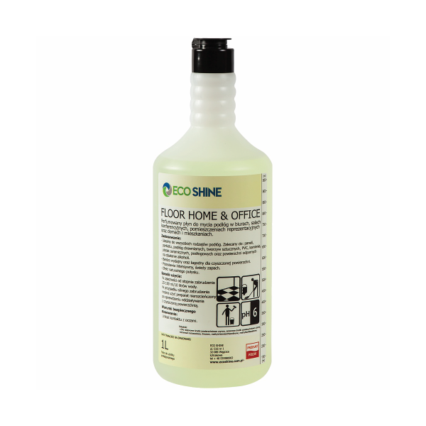 ECO SHINE - Floor Home&Office 1l
