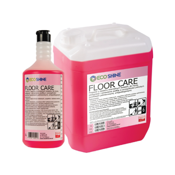 ECO SHINE - Floor Care 1l
