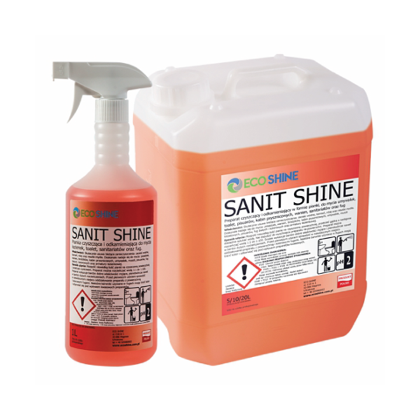 ECO SHINE - Sanit Shine 10l