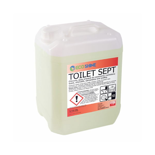 ECO SHINE - Toilet Sept 5l