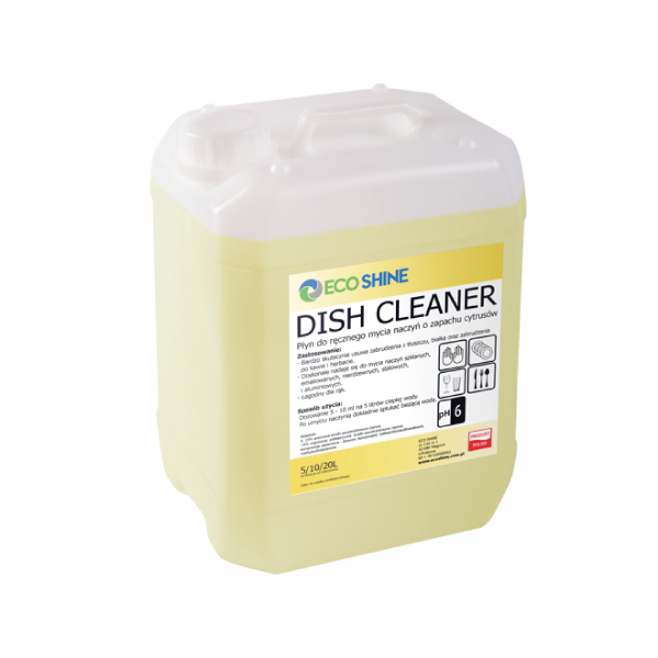 ECO SHINE - Dish Cleaner 5l