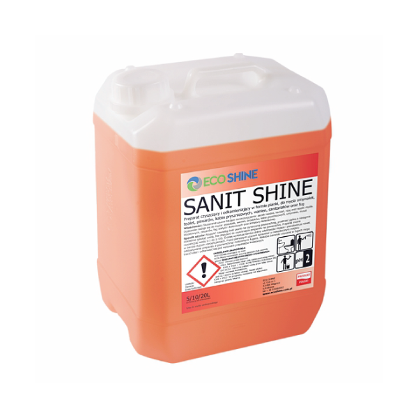 ECO SHINE - Sanit Shine 5l