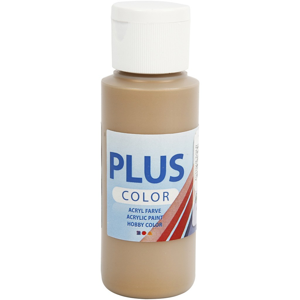 Farba PLUS Color 60ml Metal. Stare Złoto