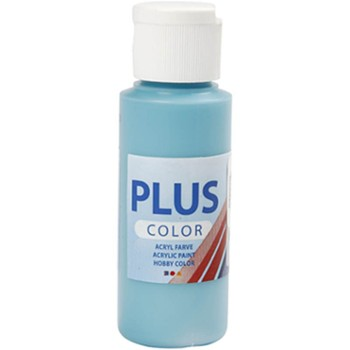 Farba PLUS Color 60 ml Turkusowa