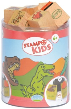 Stemple Kids Dinozaury