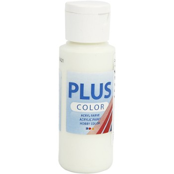 Farba PLUS Color 60 ml Skorupkowa Biel