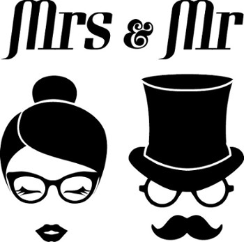Stempel Mrs & Mr