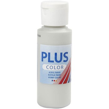 Farba PLUS Color 60 ml Jasno Szara