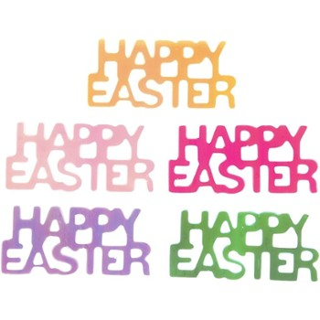 Cekiny HAPPY EASTER 10 g