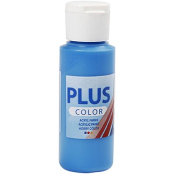 Farba PLUS Color 60 ml Podst. Niebieski