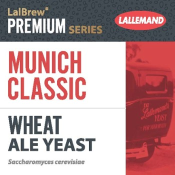Drożdże do piwa Lallemand Munich Classic Wheat Beer 11 g