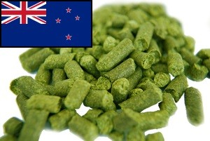 Chmiel Green Bullet NZ 2015, 100 g