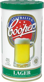 Koncentrat Coopers Lager