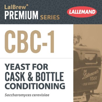 Drożdże do piwa Lallemand CBC1 Cask&Bottle Conditioning Yeast 11 g