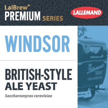 Drożdże do piwa Lallemand Danstar Windsor Ale 11 g