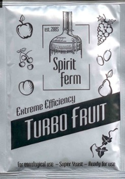 Drożdże Spiritferm Turbo Fruit 40g