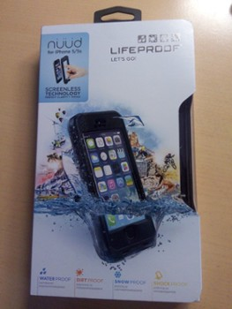 Obudowa LifeProof nuud do Iphone 5/5S