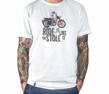Koszulka Crave for ride Ride it like M