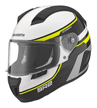 Kask Schuberth SR2 S lightning yellow