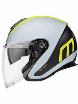 Kask Schuberth M1 Pro L Triple Yellow