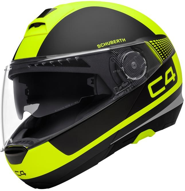 Kask Schuberth C4 S Legacy Yellow